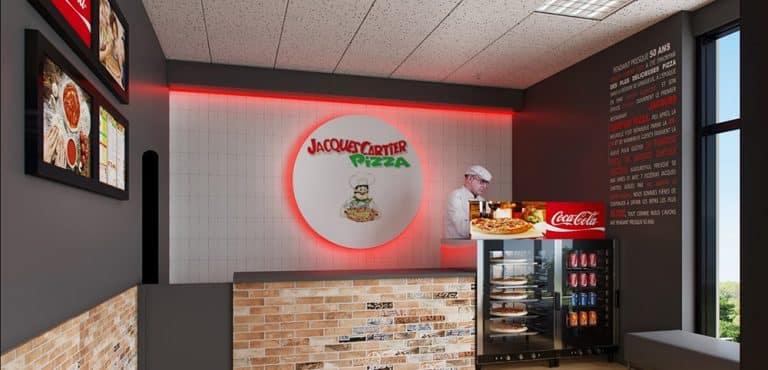 Jacques Cartier Pizza Franchise Emploi