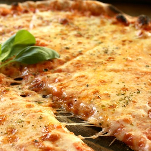 Jacques Cartier Pizza Fromage