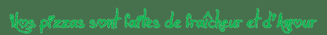slogan amour fraicheur